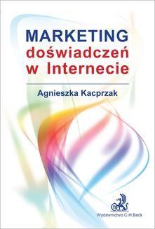 Ebook Marketing doświadczeń w Internecie pdf