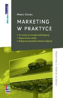 Chomikuj, ebook online Marketing w praktyce. Mirko Düessel