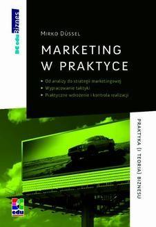 Ebook Marketing w praktyce pdf