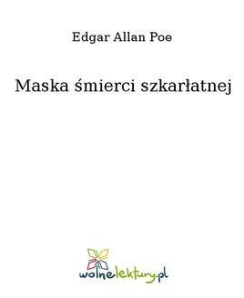 Ebook Maska śmierci szkarłatnej pdf