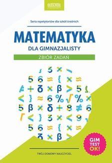 Chomikuj, ebook online Matematyka dla gimnazjalisty. Zbiór zadań. Adam Konstantynowicz