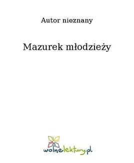 Ebook Mazurek młodzieży pdf