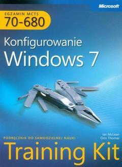 Ebook MCTS Egzamin 70-680 Konfigurowanie Windows 7 pdf