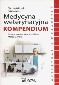 Chomikuj, ebook online Medycyna weterynaryjna. Kompendium. Merl Kristin