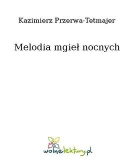 Ebook Melodia mgieł nocnych pdf