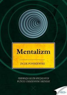 Chomikuj, ebook online Mentalizm. Jacek Ponikiewski