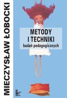 Chomikuj, ebook online Metody i techniki badań pedagogicznych. Mieczysław Łobocki