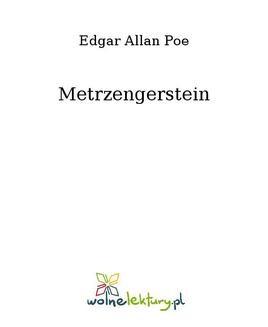 Ebook Metrzengerstein pdf