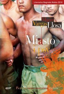Chomikuj, ebook online Miasto i psy. Mario Vargas Llosa