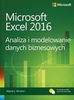 Ebook Microsoft Excel 2016 Analiza i modelowanie danych biznesowych pdf