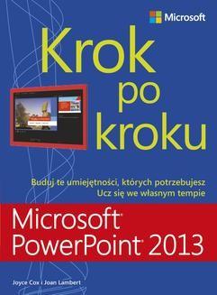 Ebook Microsoft PowerPoint 2013 Krok po kroku pdf