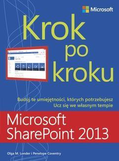 Chomikuj, ebook online Microsoft SharePoint 2013 Krok po kroku. Londer Olga