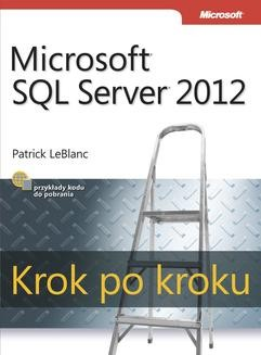 Ebook Microsoft SQL Server 2012 Krok po kroku pdf
