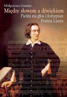 Ebook Między słowem a dźwiękiem pdf
