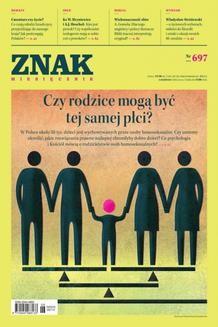 Chomikuj, ebook online Miesięcznik Znak – czerwiec 2013. autor zbiorowy
