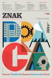 Chomikuj, ebook online Miesięcznik Znak – czerwiec 2014. autor zbiorowy