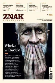 Chomikuj, ebook online Miesięcznik Znak – luty 2014. autor zbiorowy
