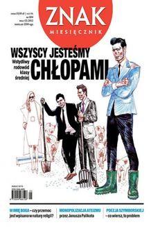 Chomikuj, ebook online Miesięcznik Znak – maj 2012. autor zbiorowy