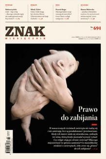 Chomikuj, ebook online Miesięcznik Znak – marzec 2013. autor zbiorowy