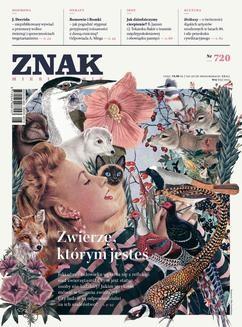 Chomikuj, ebook online Miesięcznik Znak nr 720. autor zbiorowy
