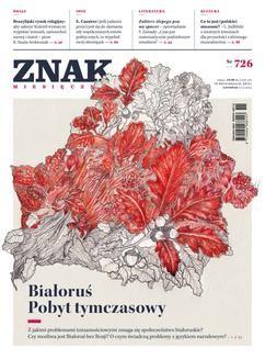 Ebook Miesięcznik Znak nr 726 pdf