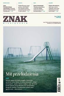 Chomikuj, ebook online Miesięcznik Znak – styczeń 2013. autor zbiorowy