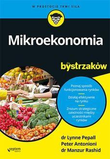 Ebook Mikroekonomia dla bystrzaków pdf