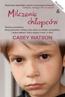 Ebook Milczenie chłopców pdf
