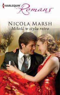 Chomikuj, ebook online Miłość w stylu retro. Nicola Marsh