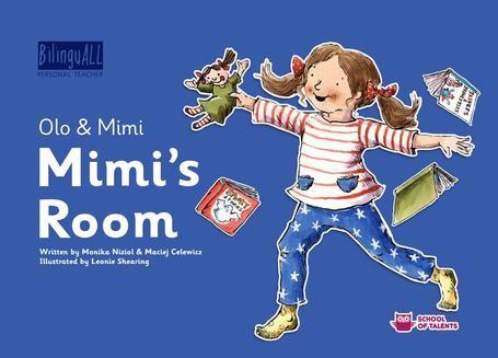 Ebook Mimi s Room. Nauka angielskiego dla dzieci 2-7 lat pdf