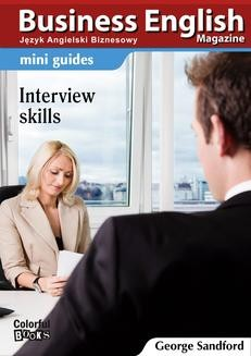 Chomikuj, ebook online Mini guides: Interview skills. George Sandford