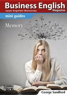 Chomikuj, ebook online Mini guides: Memory. George Sandford