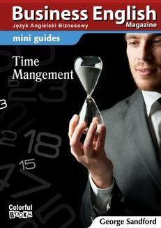 Chomikuj, ebook online Mini guides: Time Menagement. George Sandford