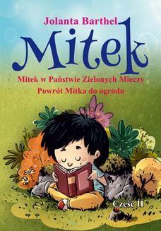 Chomikuj, ebook online Mitek część II. Jolanta Barthel
