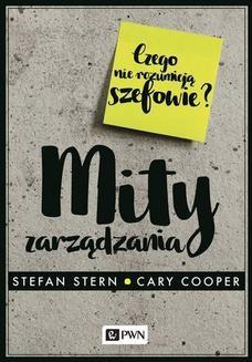 Chomikuj, ebook online Mity zarządzania. Cary Cooper