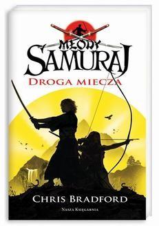 Ebook Młody samuraj. Tom 2. Droga miecza pdf