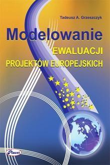 Ebook Modelowanie ewaluacji projektów europejskich pdf