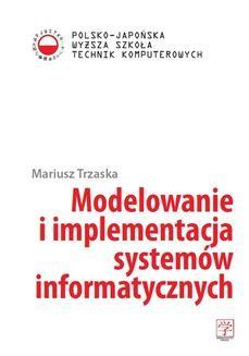 Ebook Modelowanie i implementacja systemów informatycznych pdf
