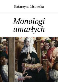 Ebook Monologi umarłych pdf