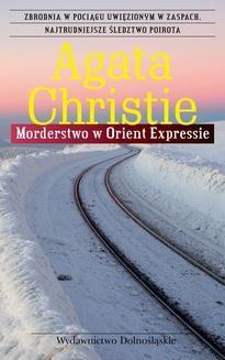 Chomikuj, ebook online Morderstwo w Orient Expressie. Agata Christie