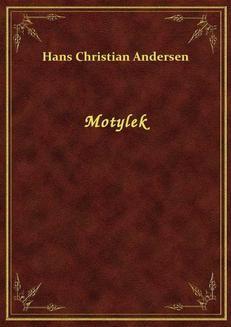 Chomikuj, ebook online Motylek. Hans Christian Andersen