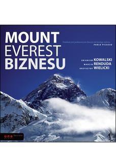 Chomikuj, pobierz ebook online Mount Everest biznesu. Zbigniew Kowalski