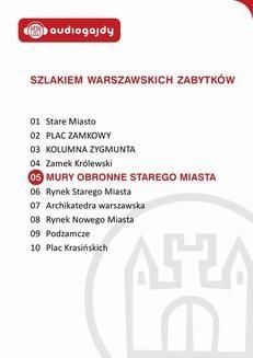 Chomikuj, ebook online Mury obronne Starego Miasta. Szlakiem warszawskich zabytków. Ewa Chęć
