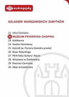 Chomikuj, ebook online Muzeum Fryderyka Chopina. Szlakiem warszawskich zabytków. Ewa Chęć