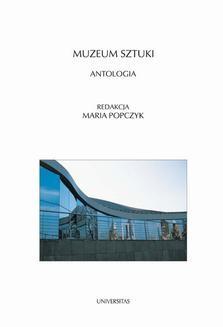 Chomikuj, ebook online Muzeum sztuki. Maria Popczyk