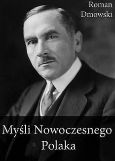 Chomikuj, ebook online Myśli Nowoczesnego Polaka. Roman Dmowski