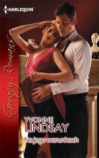 Chomikuj, pobierz ebook online Na jego warunkach. Yvonne Lindsay