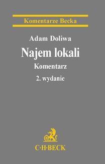 Chomikuj, ebook online Najem lokali. Komentarz. Wydanie 2. Adam Doliwa