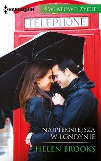 Ebook Najpiękniejsza w Londynie pdf