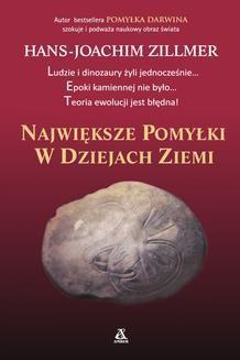 Chomikuj, ebook online Największe pomyłki w dziejach ziemi. Hans-Joachim Zillmer